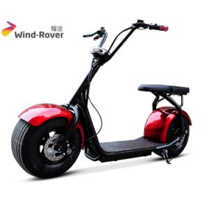 City Coco Electric Bicycle Big Wheel Scooter off Road Electric Motorcycle pictures & photos