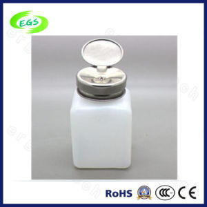 Alcohol Dispenser Pump Bottle ESD Alcohol Bottle Plastic Alcohol Bottle pictures & photos