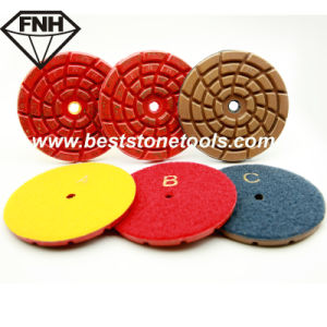Cr-39 Concrete Polishing Pad of Diamond Grinding Tools