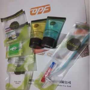5 Star High Quality Hotel Amenity and Disposable Bathroom Accessory (DPF10156) pictures & photos