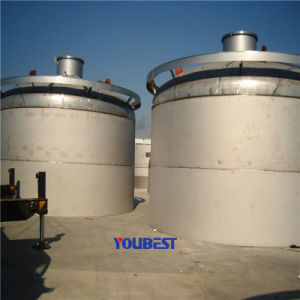 Air Compressor Tank Circumferential Seam Automatic Welding Machine pictures & photos