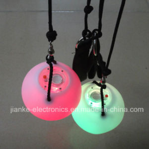 High Quality Belly Dance LED Poi Ball with Logo Printed (3560)