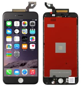 After Market LCD with Digitizer Assembly for iPhone 6s Plus Black