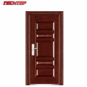 TPS 013 Asian 24 Inches Exterior Safety Door Pictures, Iran Front Safety  Door Design