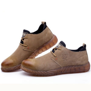 China Welder Safety Shoes Work Shoes