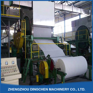 1575mm 3tpd Sanitary Tissue Paper Machine for Small Business pictures & photos