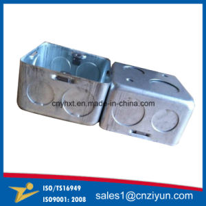 Galvanized Steel Electrical Switch Box pictures & photos