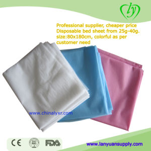 Disposable SPA Bed Sheets Hotel Sheets pictures & photos