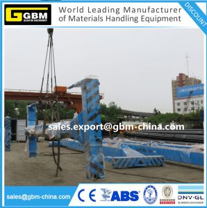 ISO Fixed 20 Feet Semi-Automatic Mechanical Container Lifting Spreader pictures & photos