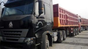 Sinotruk 50tons Load Tractor Truck with New Designed Cab pictures & photos