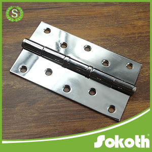 Stainless Steel Ball Bearing Heavy Duty Wooden Door Hinge pictures & photos