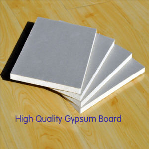 Normal Gypsum Board 1200*2400*12mm pictures & photos