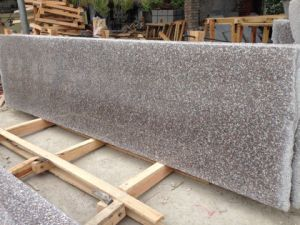 Polished/Honed G636 Pink/Red Granite Slabs for Kitchen Countertops/Monument pictures & photos