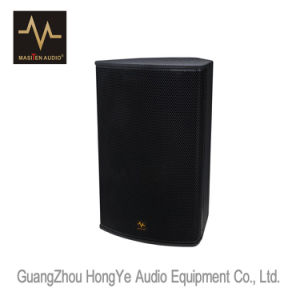 "H-15 15"" Two Way Passive System Professional Audio Loudspeaker pictures & photos"
