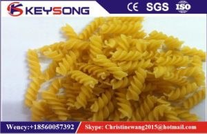 Single Screw Pasta Macaroni Puff Snack Food Extruder pictures & photos