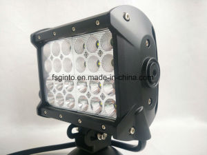America Hot Sell off Road Quad 72W LED Light Bar for Truck, Tractor (GT3401-72W) pictures & photos