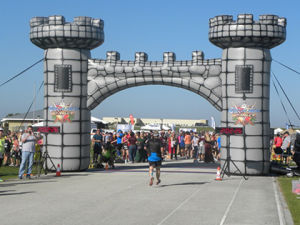 Inflatable Entrance Arch Inflatable Archway for Outdoor