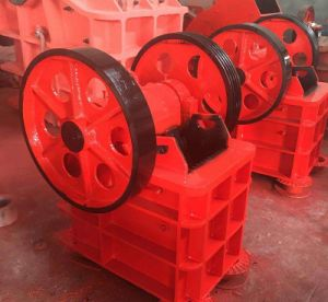 PE250X400 Used Stone Crusher Plant for Sale