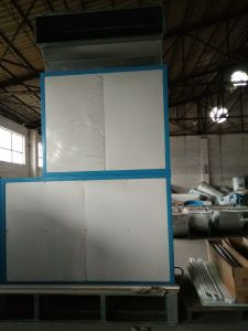 Dry Spray Booth with Riello Burner pictures & photos