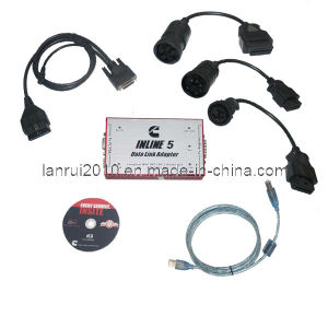 China Inline 5 Interface Adapter and Cummins Insite 7 3 Diagnostic