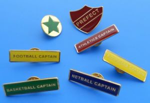 Custom Badge Pins Metal (AS-EX-B001) pictures & photos