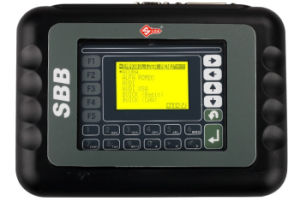 Newest SBB Universal Key Programmer V33.02 Professional Auto Key Programmer with Multi-Language