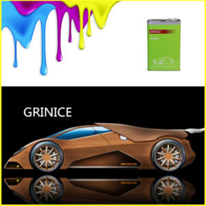 High Performance Good Price Automotive Refinish Car Paint