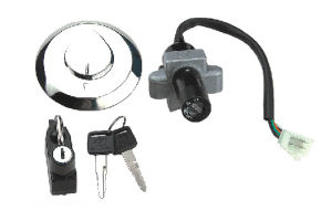 Motorcycle Lock Set (ZW-A014-ZH125)
