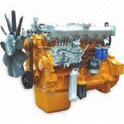 4L Displacement Water Cooled Turbo Charged Diesel Engine pictures & photos