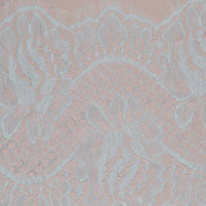 2015 New Fashion Elastic Nylon Lace Fabric for Dress (0101) pictures & photos