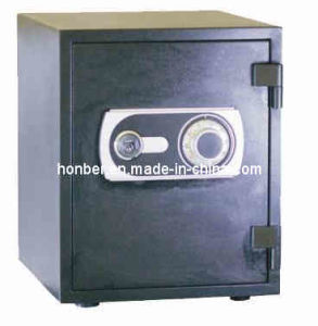 Home and Hotel Used Fireproof Safe (FIRE-435CK) pictures & photos