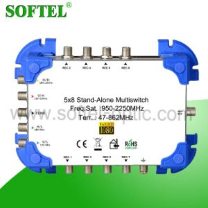 Excellent Quality Component 9*8 Stand-Alone Satellite Multiswitch pictures & photos