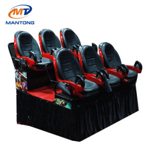 Indoor Playground Equipment 5D 7D 9d Cinema for Sale pictures & photos