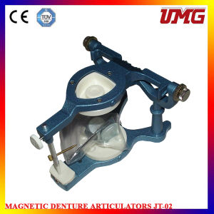 Dental Magnetic Denture Articulators (big) Jt-02 pictures & photos
