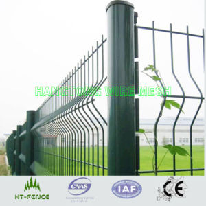 Powder Coated Fencing Panel/PVC Fence pictures & photos