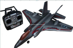 F35 Standard 3channels Servo R/C Airplane Toy