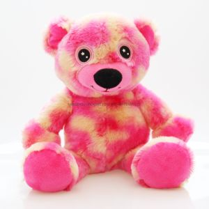 Plush Toy Colorful Bear