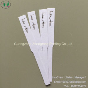 China Special Paddle Shape Absorbent Paper For Perfume Smelling