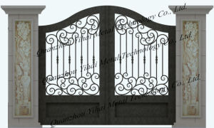 China Iron Main Gate Designs Iron Main Gate Designs Manufacturers
