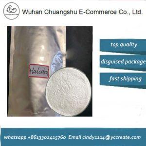China Prohormone Raw Powder Halodrol for Bodybuilding