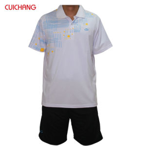 Custom Badminton Uniform 2015 Sport Product
