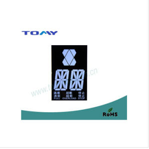 Customized Lift LCD Display LED Backlight RoHS Permitted