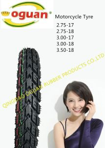 Motorcycle Spare Parts in Motorcycle Tire 300-18 pictures & photos