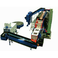 Continuous Vibrator Suface Finishing Machine