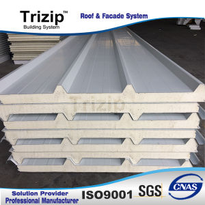 PU Core Sandwich Roofing Panels pictures & photos