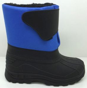 Warm and Comfortable Injection Boots / Winter Snow Boots (SNOW-190020) pictures & photos