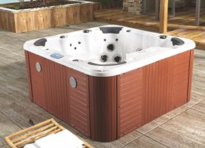 Cheap Acrylic Outdoor Massage SPA for 7 Persons (JL082) pictures & photos