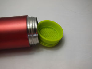 Food Grade Silicone Water Bottle Tea Strainer for Hot Water Bottle Thermos Kitchen Utensil