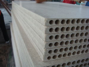 Hollow /Tubular Particle Board/Chipboard pictures & photos