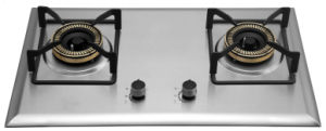 Gas Stove with 2 Burners (QW-SZ8022-1)